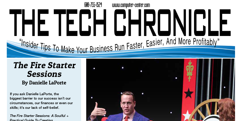 The Tech Chronicle – June 2019 Newsletter