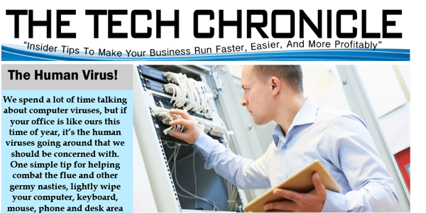 The Tech Chronicle – September 2018 Newsletter