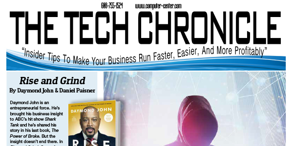 The Tech Chronicle – December 2019 Newsletter