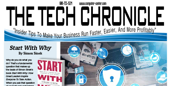 The Tech Chronicle – February 2020 Newsletter