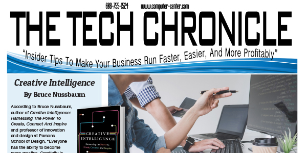 The Tech Chronicle – November 2019 Newsletter