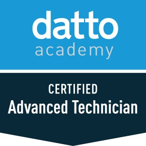 Datto Academy Certified Advanced Technician