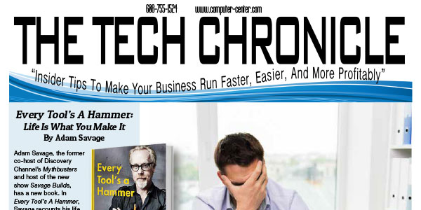 The Tech Chronicle – September 2019 Newsletter