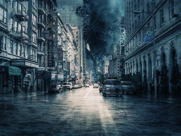 natural disaster cloud data safe