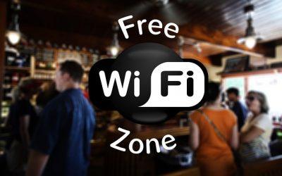 Public WiFi Warning